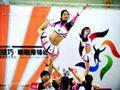 2017年全国技巧冠军赛 18日在沛县体育馆拉开序幕