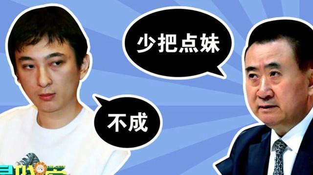 王健林 万达 王思聪