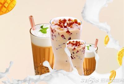 萌檬妹港式奶茶饮品