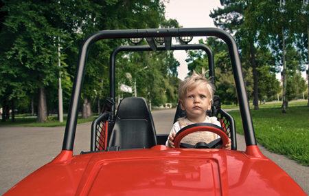 开一家淘气神童童车加盟店要多少钱