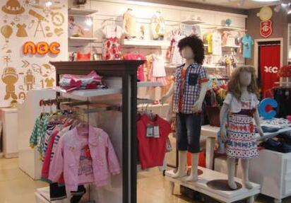 开一家ABC童装加盟店需要多少钱