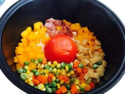 抖音番茄饭好吃吗 怎么做
