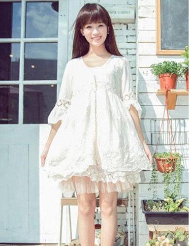 夏季小女生穿衣搭配技巧图片