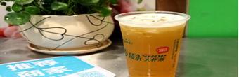 阿水大杯茶加盟优势