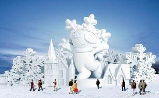 推荐哈尔滨冬季旅游好去处