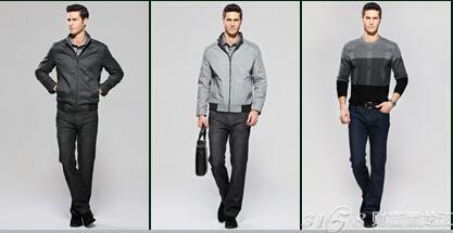十大品牌男装加盟店 就选优品优男男装