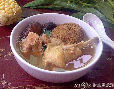 猴头菇鸡汤怎么做更美味