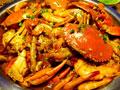 开一个巴比酷肉蟹煲主题餐厅要多少钱?