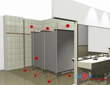 厦大厕所门种子_厕所的便池往往都是隔间,偷拍者的摄像头角度,不外乎上面的空当和下部