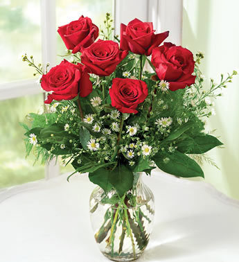 还需要经常给玫瑰花换水