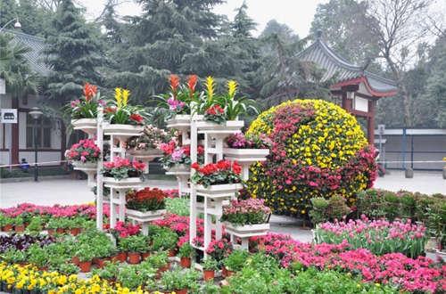 2014成都植物园花展时间,地点,门票