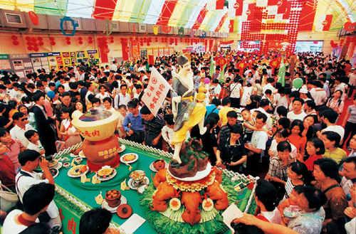南京美食节时间地点_2013南京美食节攻略时间、地点、内容南京