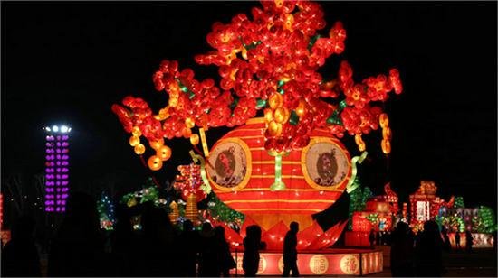 2015第七届鹤壁民俗文化节时间