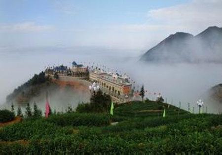 闽南第一峰大芹山在哪里?