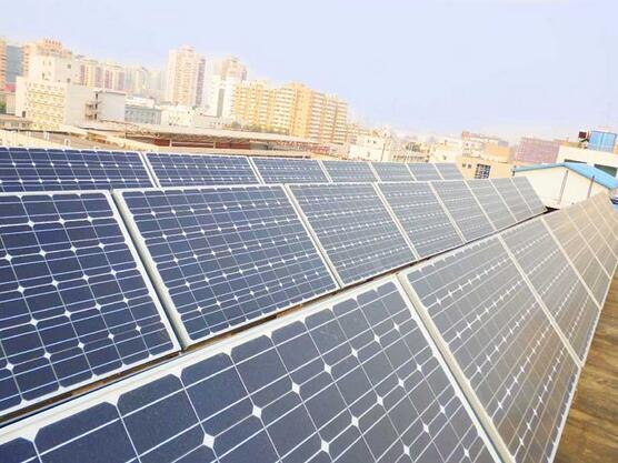 中首光伏太阳能发电赚钱吗