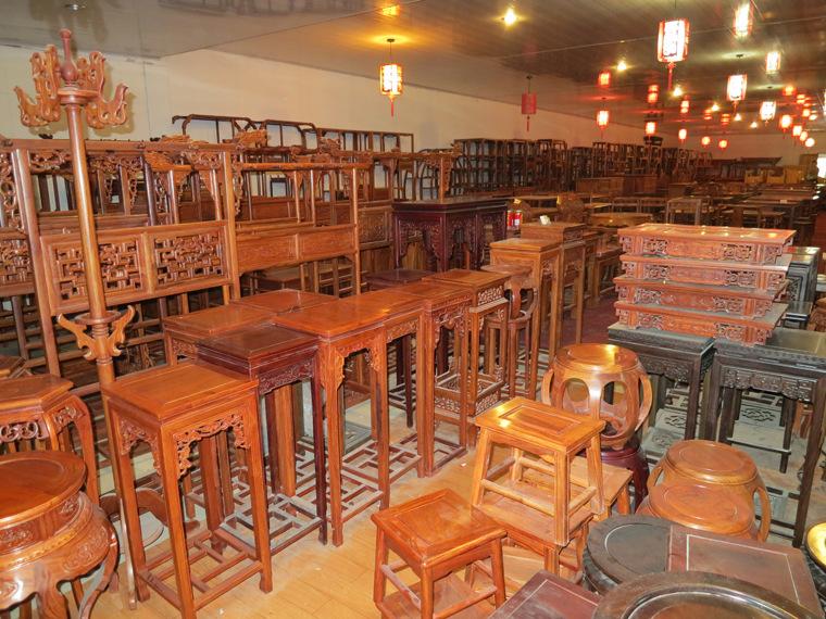 中山红木家具批发市场