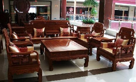 """""""第六届中国上海红木艺术家具展览会""""定于9月20日至  23日在上海展览"""