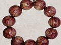六招鉴别紫檀柳与黄花梨手串的不同