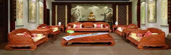 红木家具的五大类你知道吗?