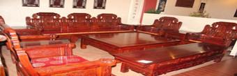 明式红木家具潮流新品受热捧