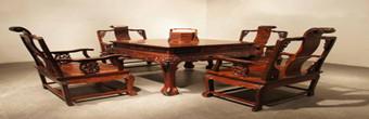 红木家具销售逆市增长