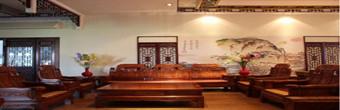 红木家具常见的三种表面处理方式——生漆工艺
