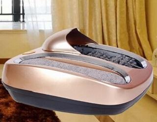 家洁美智能鞋底清洁机