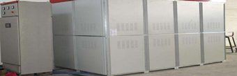 固体蓄能电锅炉脱颖而出 高效节能环保!