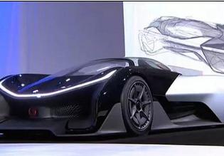 乐视超级汽车价格贵吗 乐视超级汽车多少钱一辆高清图片