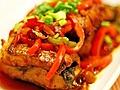 湖北特色美食糍粑鱼怎么做的