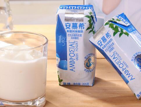 安慕希酸奶有瓶装的吗?安慕希酸奶投资前景好吗