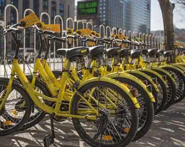 ofo共享单车可以加盟吗?ofo共享单车加盟费用及条件?