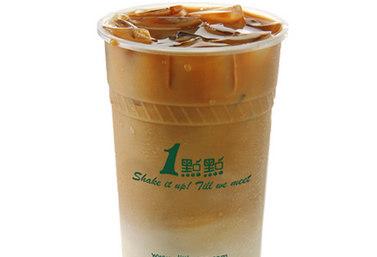 2017一点点奶茶加盟多少钱