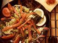 怎么做好超级下饭的南极磷虾炒萝卜丝