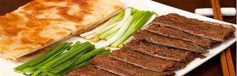 美食制作:带鱼卷饼