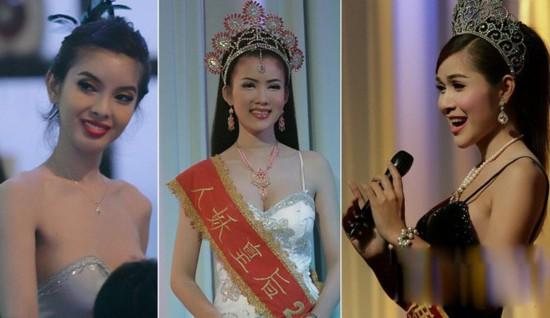 泰国人妖皇后选美大赛 人妖照片曝光