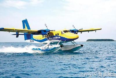 株洲9月将开放水上飞机旅游