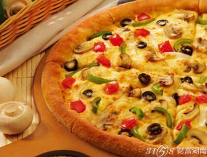 达美乐披萨加盟要多少钱