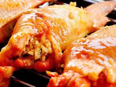 鸡翅包饭怎么做好吃