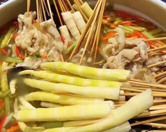 味湘语小吃加盟总共包括多少资金