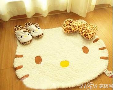 新房里的地毯这样选 你家的地毯选择对了吗