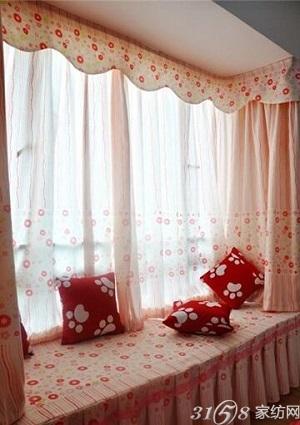 简易窗帘步骤图片
