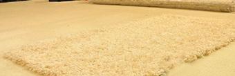 房间软装地毯与地垫起到画龙点睛的效果
