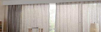 客厅窗帘怎么选择? 现代简约风格如何搭配?