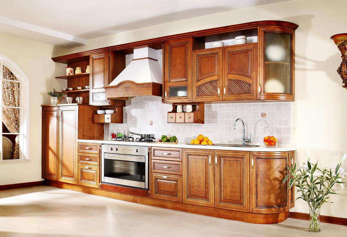厨房装修那种好?中式装修效果图欣赏