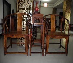 红木家具的种类及其特征