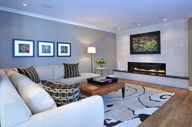 79米小户型客厅装修效果图 5款值得欣赏高清图片