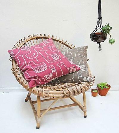 5款创意家具椅子设计 点亮居室的色彩