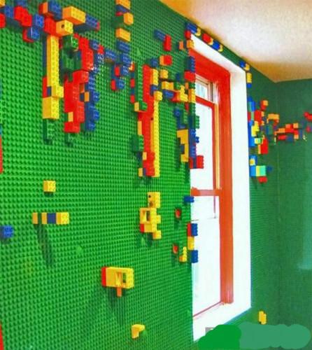 学习欧式教育 给儿童房准备的创意家饰