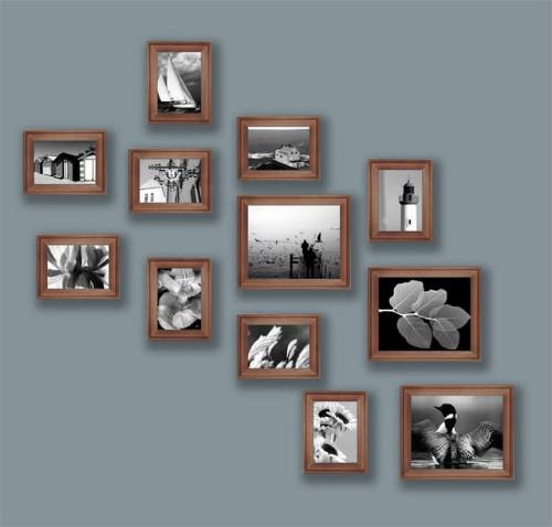 照片墙如何装饰好 点点滴滴勾起美好回忆